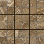 Dome Brown Mosaico 30x30
