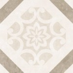 Art Deco Dec. Taupe 32,5x32,5