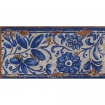 Decor Tiles Antiga Azul 12x25