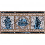 Decor Tiles Cadaques Azul 12x25