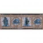 Decor Tiles Cadaques Azul 12x33