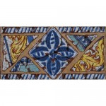 Decor Tiles La Balma Azul 12x25
