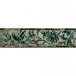 Decor Tiles Tira Antiga Verde 6x25
